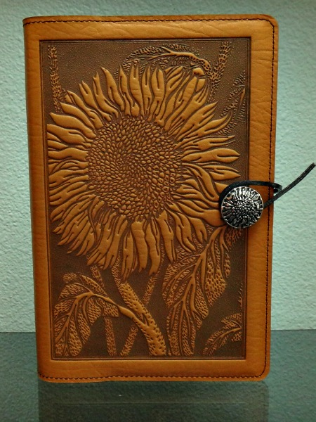 Oberon T02 Sunflower Dbl Panel Marigold