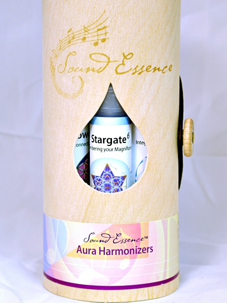 Discover how each Sound Essence aura harmonizer mist work together in the energy field to awaken us to a beautiful new life. Set of 7