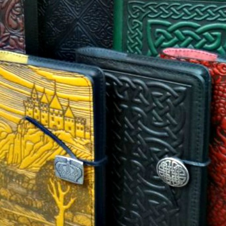 Oberon Handcrafted Leather Journals | Refillable Notebook | Other Varieties