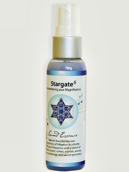 Stargate Aura Harmonizer offers you the trust to take a chance to go after your heart's desire.