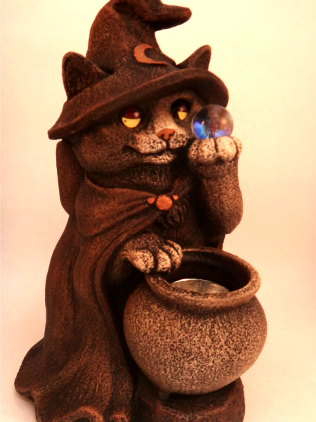 windstone wizard cat