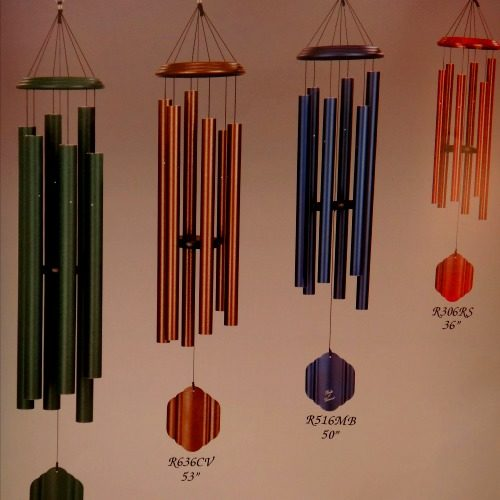 Gentle Spirits Wind Chimes | Bells of Vienna Wind Chimes | Tuned Windchimes
