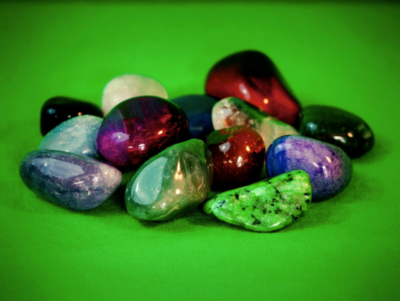 Use stones as a means to boost your energetic levels, enhance mood, and protect you from outside influences. This is a force to have on your side.