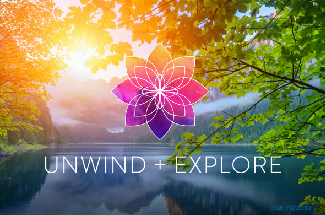 Unwind, Explore, Spirals, weekend, EFT, intuitive, frequency, healer