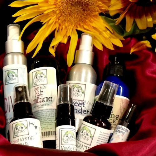 Aromatherapy Body Care