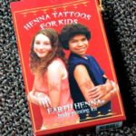 henna tattoos for kids body painting kit