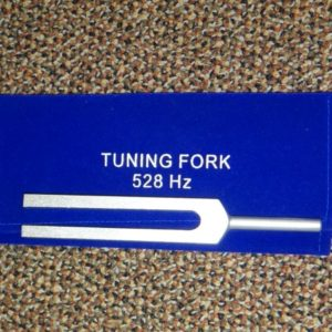 528 unweighted tuning fork