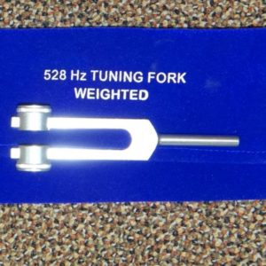 weighted 528 dna repair tuning fork