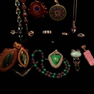 Variety of Jewelry Styles
