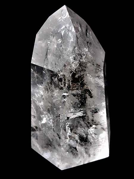 crackle quartz